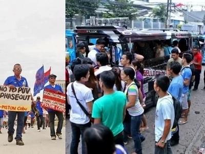 Stranded passengers, netizens react to nationwide transport strike