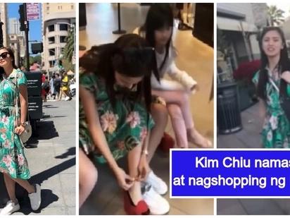 Kim Chiu nag-enjoy sa pamamasyal sa ibang bansa at nagshopping pa ng bongga