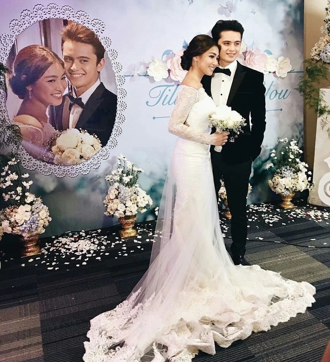 James Reid: 'I'm more in love with her'