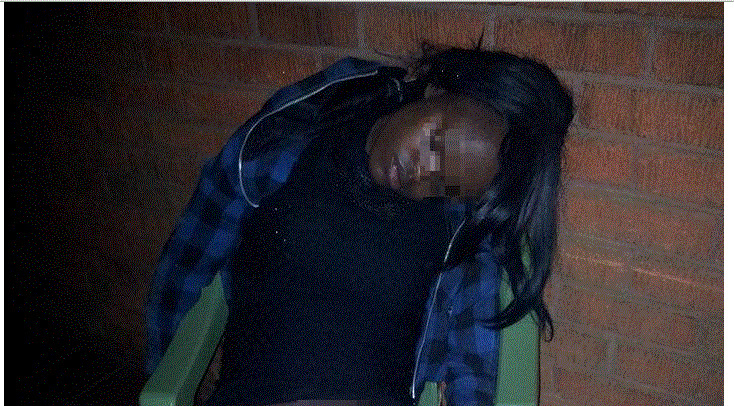 Photo: Woman drugged, robbed and left for the dead in Westlands