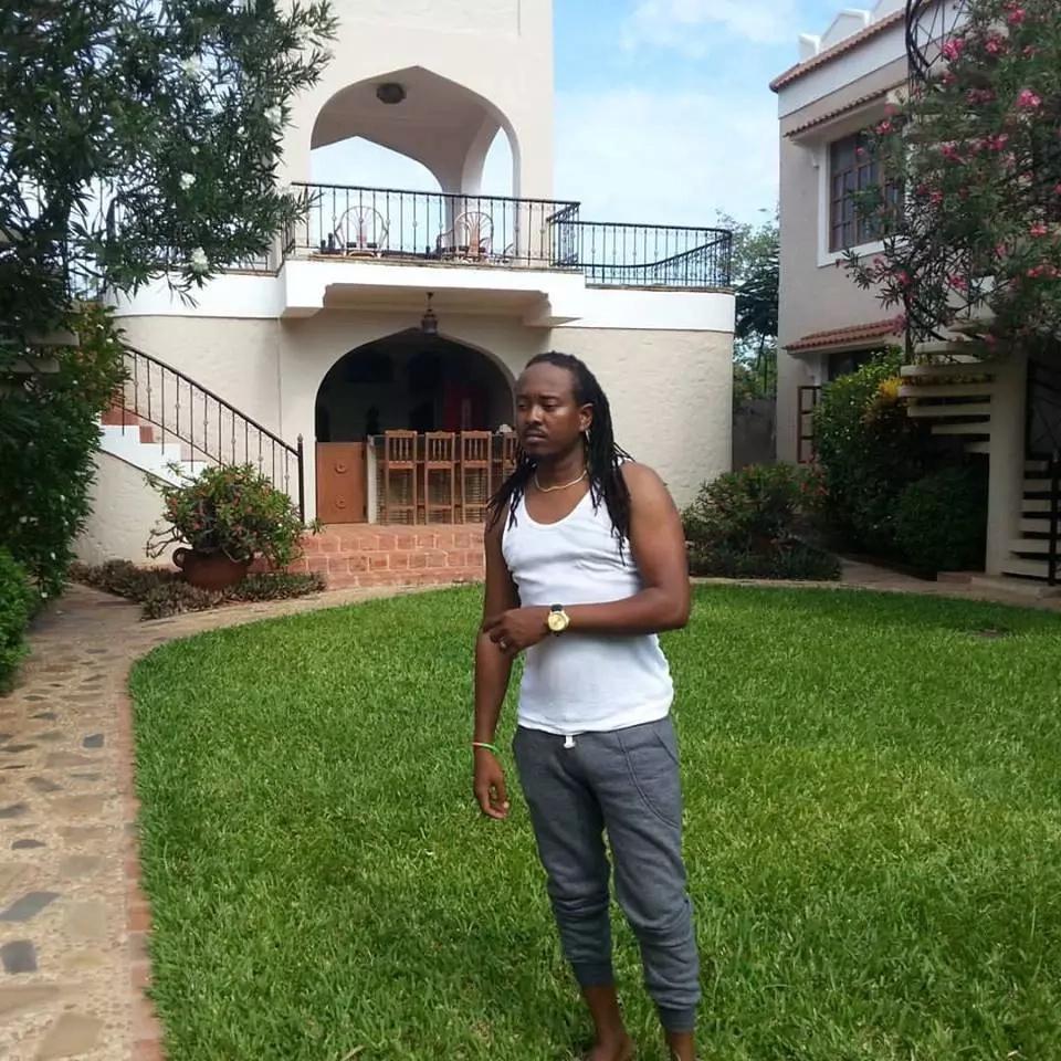 Fast rising Kenyan singer dumps pregnant girlfriend, elopes with a 'sponsor'