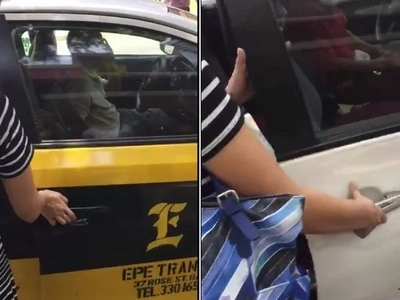 This netizen documents picky taxi drivers in this viral post