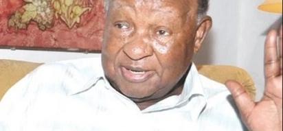 Tanzia: Mwanasiasa mkongwe Kenneth Matiba aaga dunia