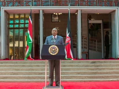 State House reveals how many countries have congratulated Uhuru following his reelection victory
