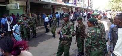 Tishio la shambulizi la BOMU lazua hofu Nairobi (picha)