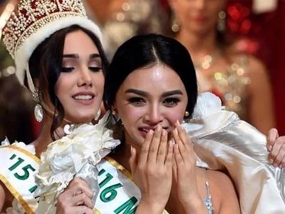 Nakakaiyak naman! Unang post ni Miss International 2016 Kylie Verzosa pagtapos manalo, puno ng pasasalamat
