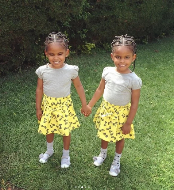 This how Grace Msalame was forced to celebrate her twin's birthday after they were 'stolen'