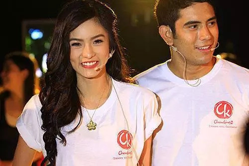 Kim Chiu, Gerald Anderson together in Because You Love Me?
