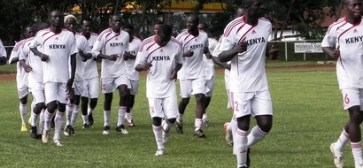 Handball Costs Kenya A Win In Africa Cup Of Nations Qualifier