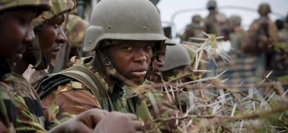 Want to join KDF? This is the painful choice you must make