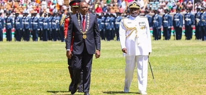 You will be treated like any other criminal - Uhuru warns opposition chiefs