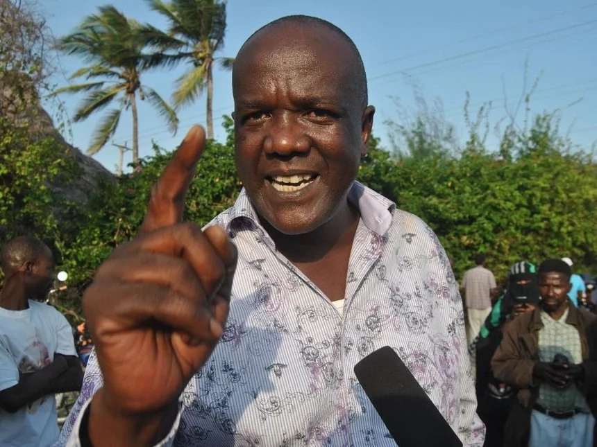 Why Jubilee MP has threatened to sell ODM Governor's chopper and KSh140 million mansion