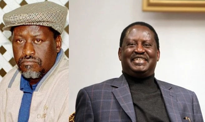 This is why Raila Odinga is fighting with his CORD partners