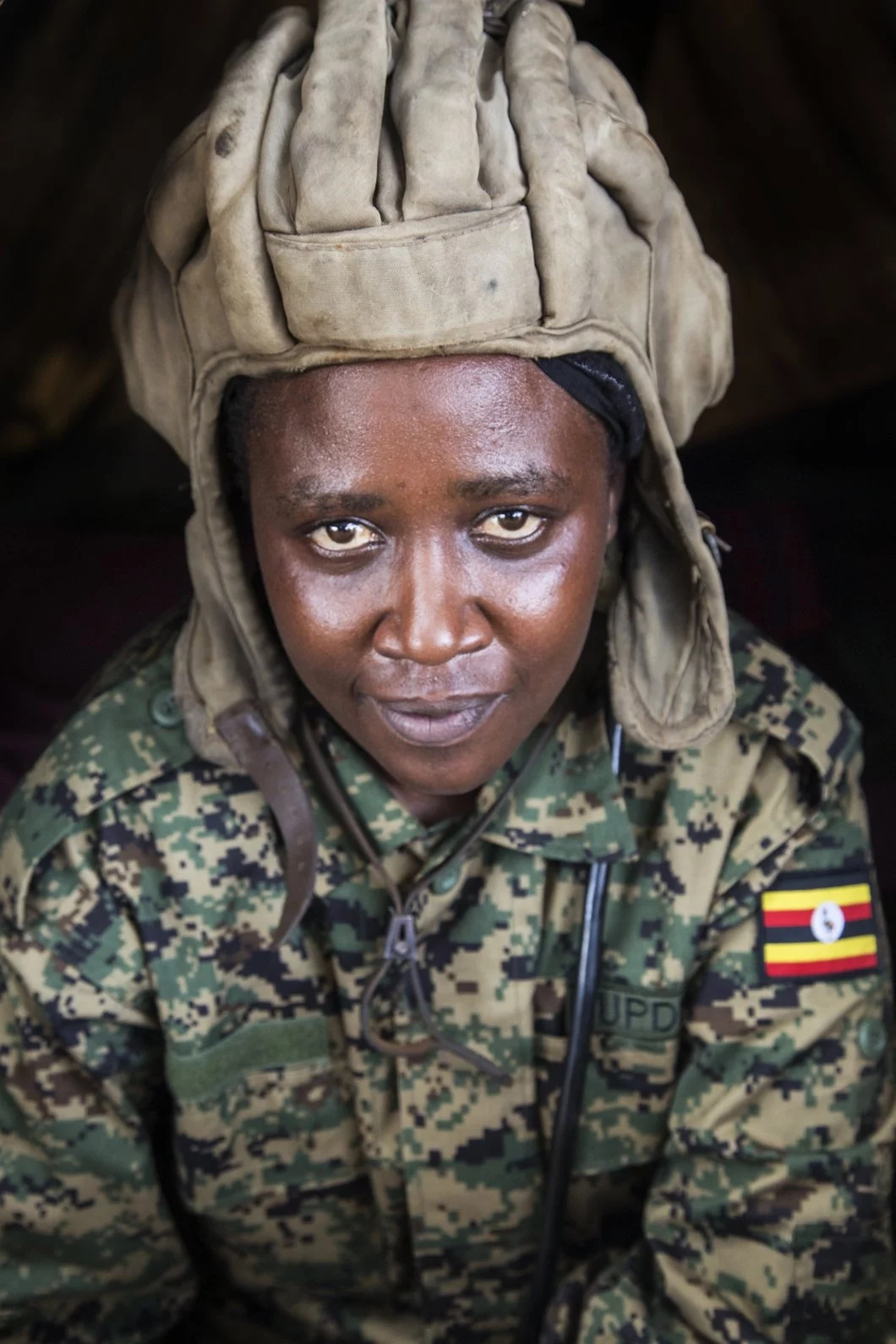 The beautiful soldier girls fighting al-Shabaab