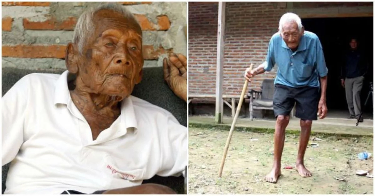 Man thought to be the world OLDEST human dies aged 146 (photos)
