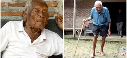 Self-proclaimed world's OLDEST man who outlived 4 wives, 10 siblings and all his children dies aged 146 (photos, video)