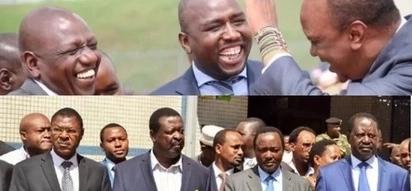 Kipchuma Murkomen predicts NASA will fail in separating 40 counties from the rest of Kenya, details