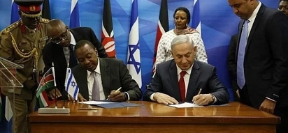 Israel Prime Minister to attend Uhuru's swearing-in ceremony
