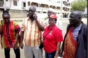 Mkutano wa Jubilee wafutiliwa mbali punde baada ya Raila kuwasili Mombasa
