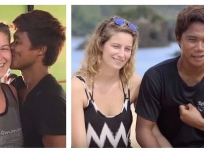 """Love story of the year! Pinoy and foreigner fall in love with each other in La Union: """"We're a couple"""""""