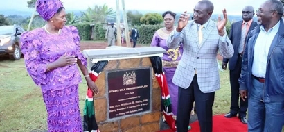 Deputy President William Ruto Now Predicts An End To His ICC Troubles