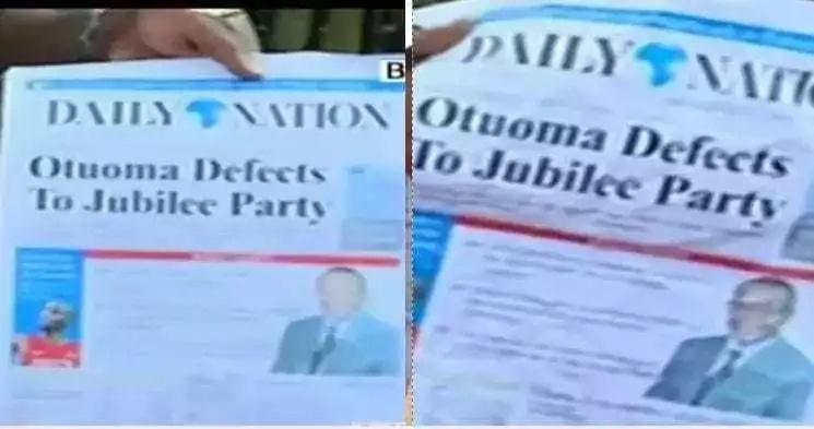 Uteuzi wa ODM washuhudia vurugu na utata Busia