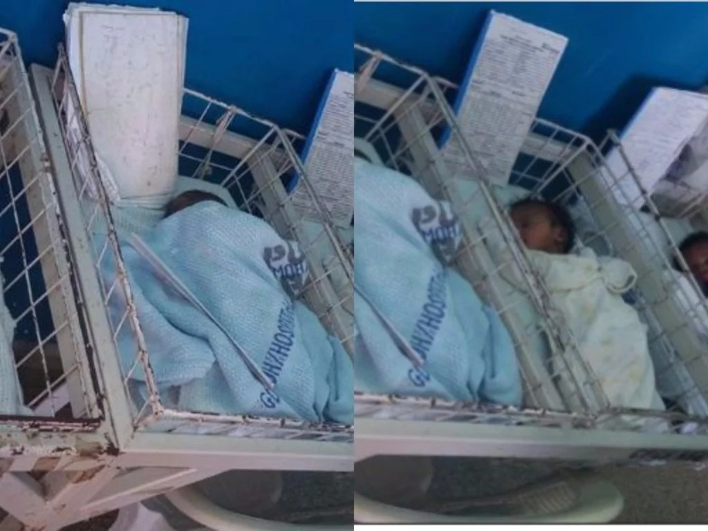 Kindhearted woman discovers 4 beautiful babies abandoned in hospital