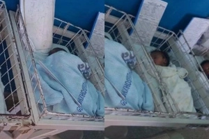 Mombasa woman discovers 4 beautiful babies abandoned in hospital