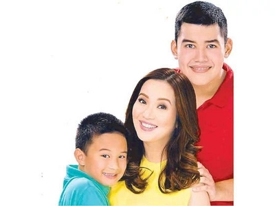"""Just like the Kardashians! Kris Aquino and family to star in new reality show """"The Aquinos"""""""
