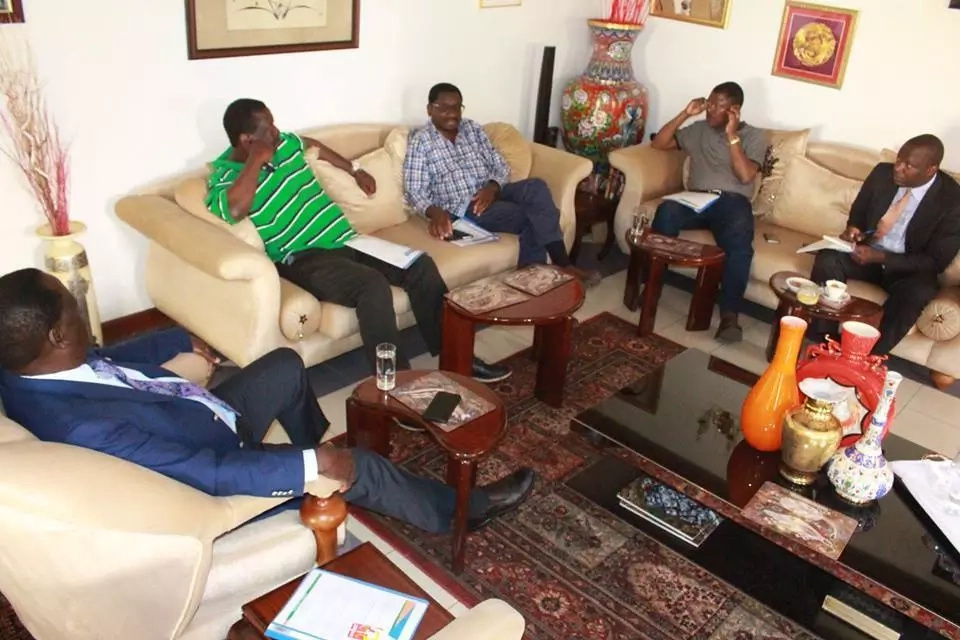 NASA asked to give IEBC more time before getting crucial documents ahead of Raila's crucial 'declaration'