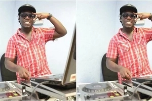 He is known all over Kenya but no one knows how he looks like, here's DJ Mantixx (photos)