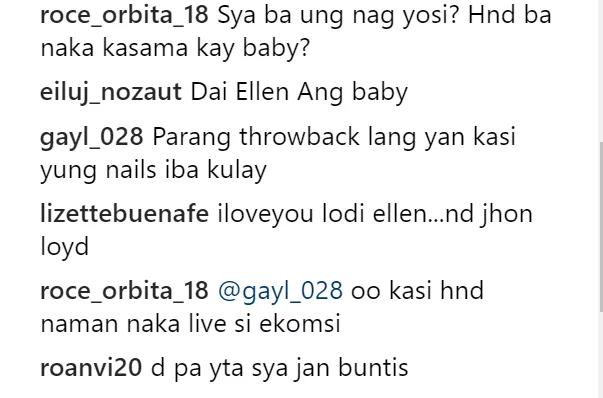 "Nagyoyosi pa rin? Alleged video of Ellen Adarna smoking while singing ""Dota o ako"" draws flak online"