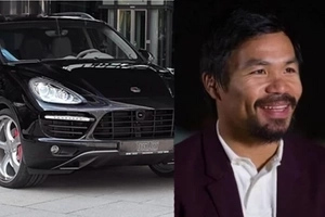Guess: Which of these cars is owned by Manny Pacquiao?