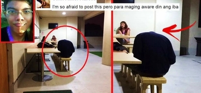 Terrified netizen shares video of 'headless' man at call center office in Mandaluyong City! Watch the disturbing footage here!