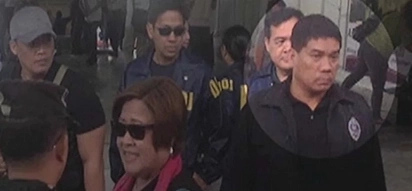 Huli ka! De Lima's ex-driver and lover Ronnie Dayan arrested by authorities in La Union