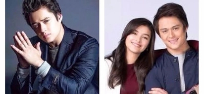 Enrique Gil is happy to star in his first family movie!