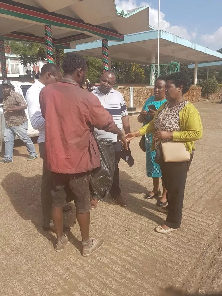Kenyatta University graduate who lives as a beggar in the streets of Nairobi (photos)