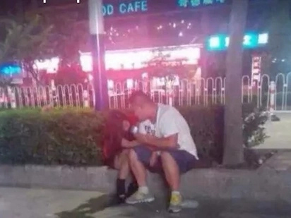 Pervert Caught On VIDEO: Passed-Out Woman Molested In Public As Onlooker Films It