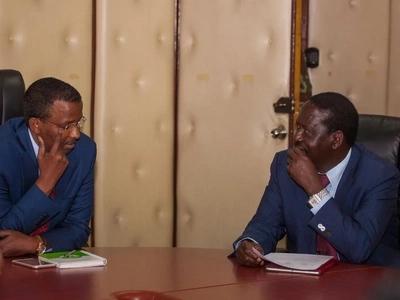 Aliyekuwa mkuu wa IEBC apata kazi nchini Somalia