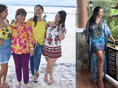 Ruffa Gutierrez Is One Hot Momma! Check Out Her Beach Pics Kasama ang Pamilya Gutierrez