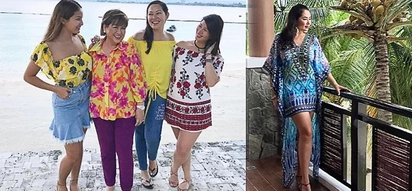 Ruffa Gutierrez Is One Hot Momma! Check Out Her Beach Pics Kasama ang Pamilya Gutierrez