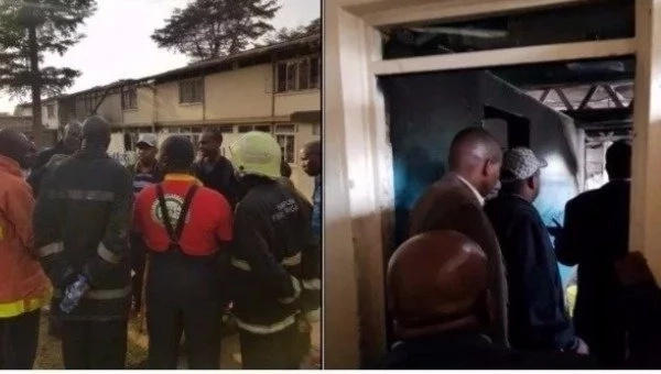 Arson attack cause of Moi Girls fire tragedy which killed 9 students - Matiang'i