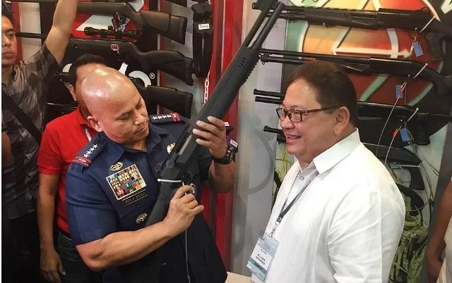 Bato shows his humorous side