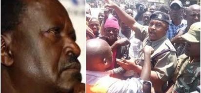 Dear RAILA Odinga, the lives of DEFENSELESS Nyanza WOMEN also matter