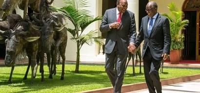 Ujumbe wa Rais Magufuli wa Tanzania kwa wafisadi nchini Kenya (picha)