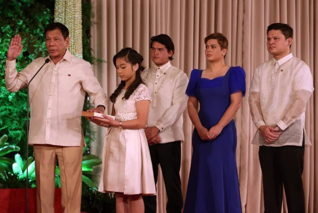 Inauguration 2016: See what Duterte, Robredo, and celebs wore