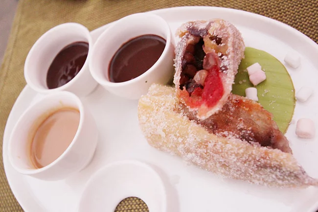 Street Food Served in Style: Manila Hotel's Take On Philippine Hawker-Style Food