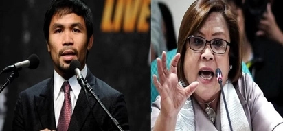 OMG! Sen. Pacquiao successfully ousts feisty De Lima from Senate Justice Committee chair