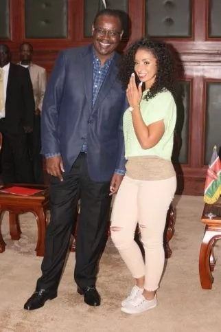 American superstar Mya rejected a date from billioniare Chris Kirubi, here is why