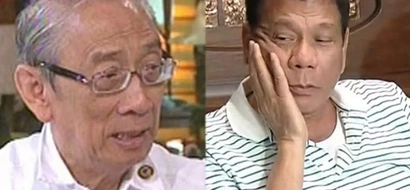 Former archbishop responds to Duterte's attack on the Church